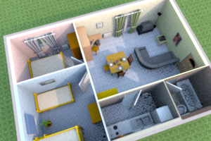 Sweet home 3d page 28 vos d veloppements libres for Modele maison sweet home 3d